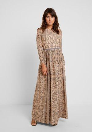 Společenské šaty - beige/grey