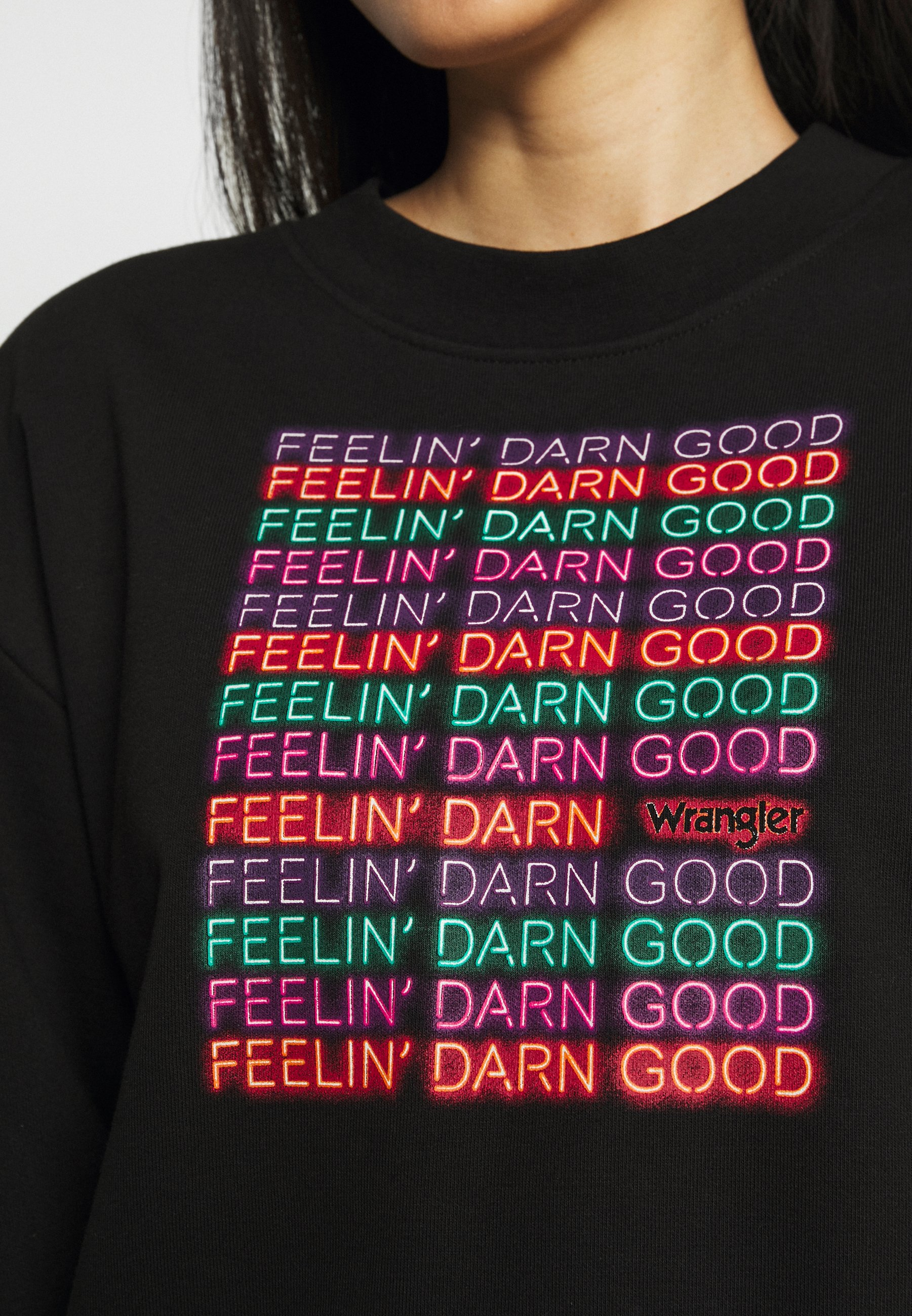 Women HIGH RETRO - Sweatshirt
