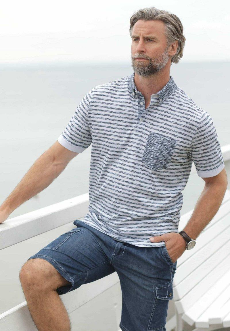 Babista - Polo shirt - weiß,blau