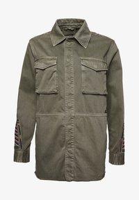 Superdry - BOHO ROOKIE - Light jacket - sage khaki - 3