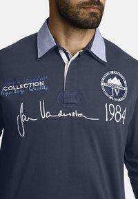 Jan Vanderstorm - JELLE - Polo shirt - dark blue - 2