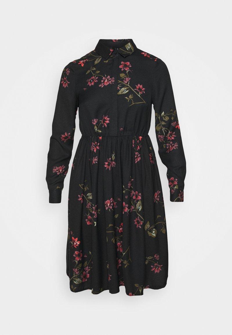Vero Moda Petite - VMGALLIE DRESS - Shirt dress - black