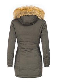 Marikoo - KARMAA - Winter coat - anthrazitgrau - 1