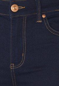 Marks & Spencer London - SLIM - Džíny Slim Fit - dark blue - 5