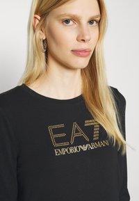 EA7 Emporio Armani - Long sleeved top - black - 5
