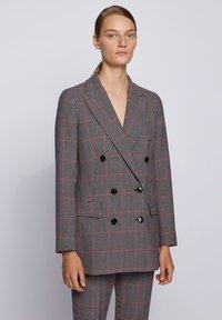 BOSS - Classic coat - patterned - 0