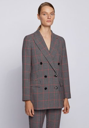 Classic coat - patterned
