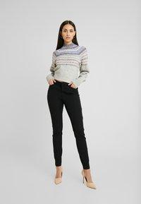 Gap Tall - ANKLE  - Kalhoty - true black - 0