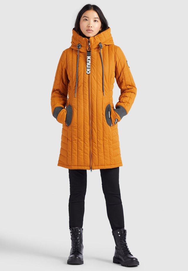 JERRY PRIME - Veste d'hiver - karamell