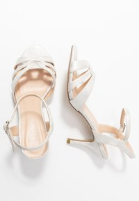 Paradox London Wide Fit - WIDE FIT HAIGAR - Sandaletter - silver - 3