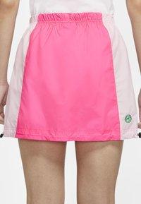 Nike Sportswear - Áčková sukně - hyper pink/pink foam - 1