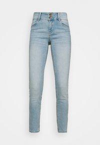 Lindex - Slim fit jeans - light denim - 4
