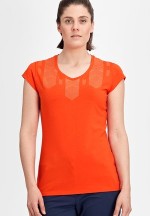 TROVAT - Print T-shirt - poinciana