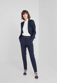 HUGO - HINDIA - Trousers - open blue - 1
