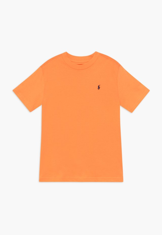 Camiseta básica - orange