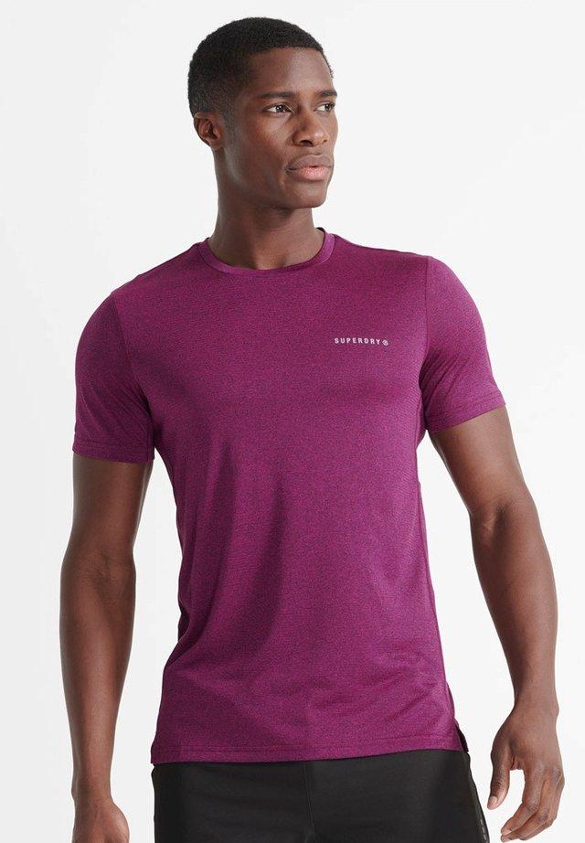 ACTIVE - Sports shirt - vivid viola