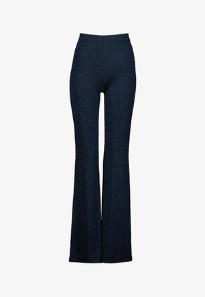 MISSING TITLE - Flared Jeans - blue