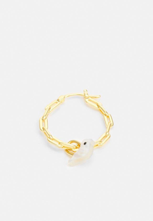 LAYLOW HOOP - Oorbellen - gold-coloured