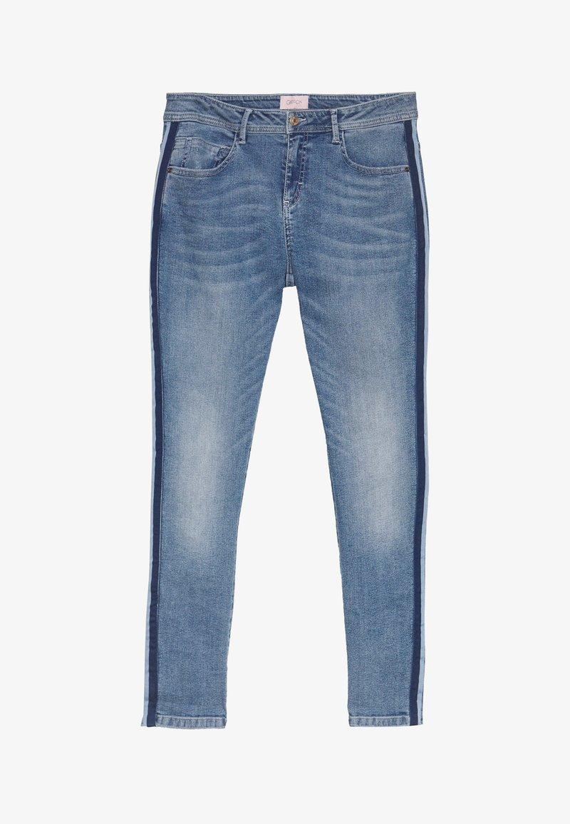 Cartoon - Jeans Skinny Fit - light blue denim