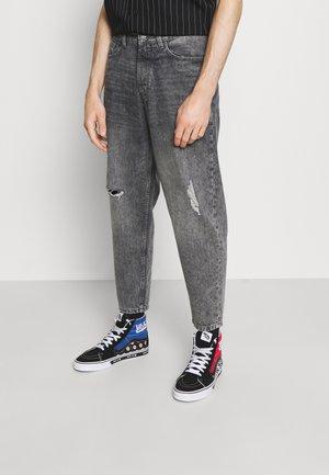 ONSCONE LIFE CROP - Jeans baggy - grey denim