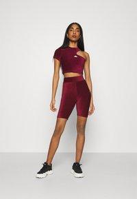 Ellesse - HERIA - Shorts - burgundy - 1