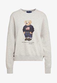 Polo Ralph Lauren - SEASONAL - Sweatshirt - light sport heather - 3
