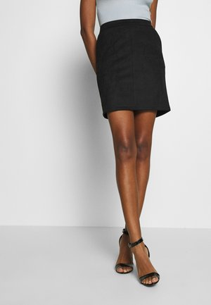 VIFADDY SKIR - A-line skirt - black