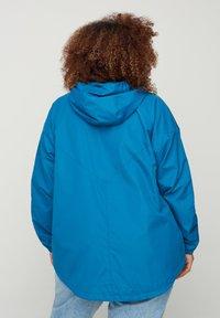 Zizzi - Light jacket - blue - 1