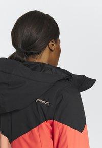 Brunotti - SHEERWATER WOMEN SNOWJACKET - Snowboardová bunda - sienna - 5