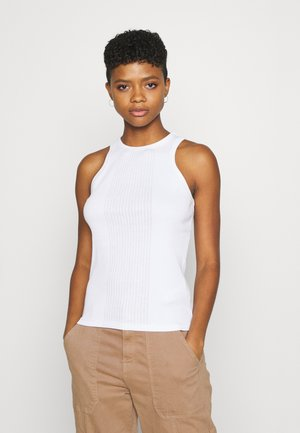 ENGINEERED TANK - Top - white