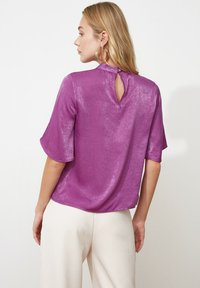 Trendyol - PARENT - Blouse - purple - 1