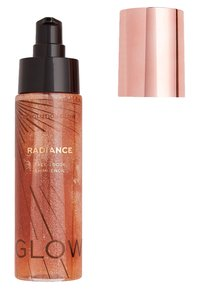 Make up Revolution - RADIANCE SHIMMER  OIL - Huile pour le corps - gold - 1