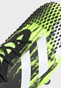 adidas Performance - PREDATOR MUTATOR 20.1 FOOTBALL BOOTS FIRM GROUND UNISEX - Moulded stud football boots - siggnr/ftwwht/cblack - 8