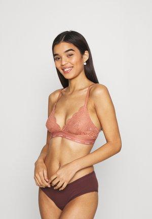 BRALETTE - Bustier - warm pink