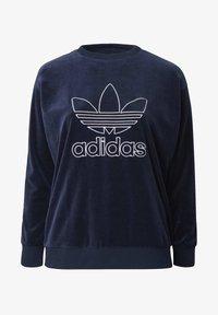 adidas Originals - Sweatshirt - blue - 7