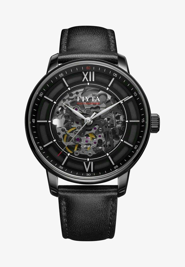 PHOTOGRAPHER AUTOMATIKUHR - Watch - black