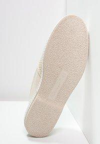 RIVIERAS - CLASSIC 20 - Nazouvací boty - beige - 4