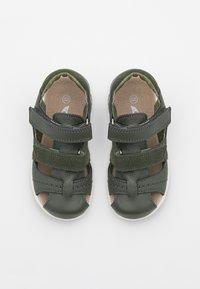 Viking - OSCAR UNISEX - Walking sandals - dark green - 3