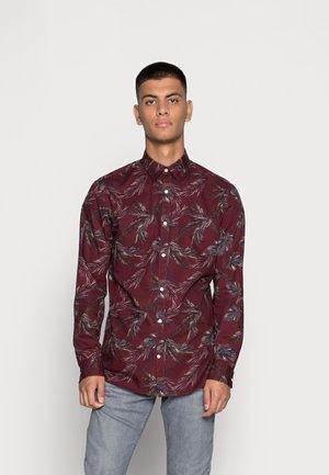 JJPLAIN CHRIS - Shirt - port royale