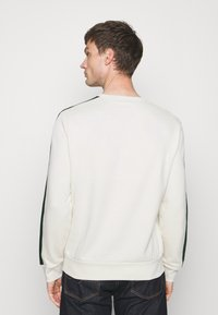 Polo Ralph Lauren - LOOPBACK - Sweatshirt - chic cream/college green - 2