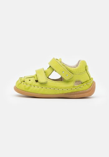 OASI UNISEX - Sandals - lime