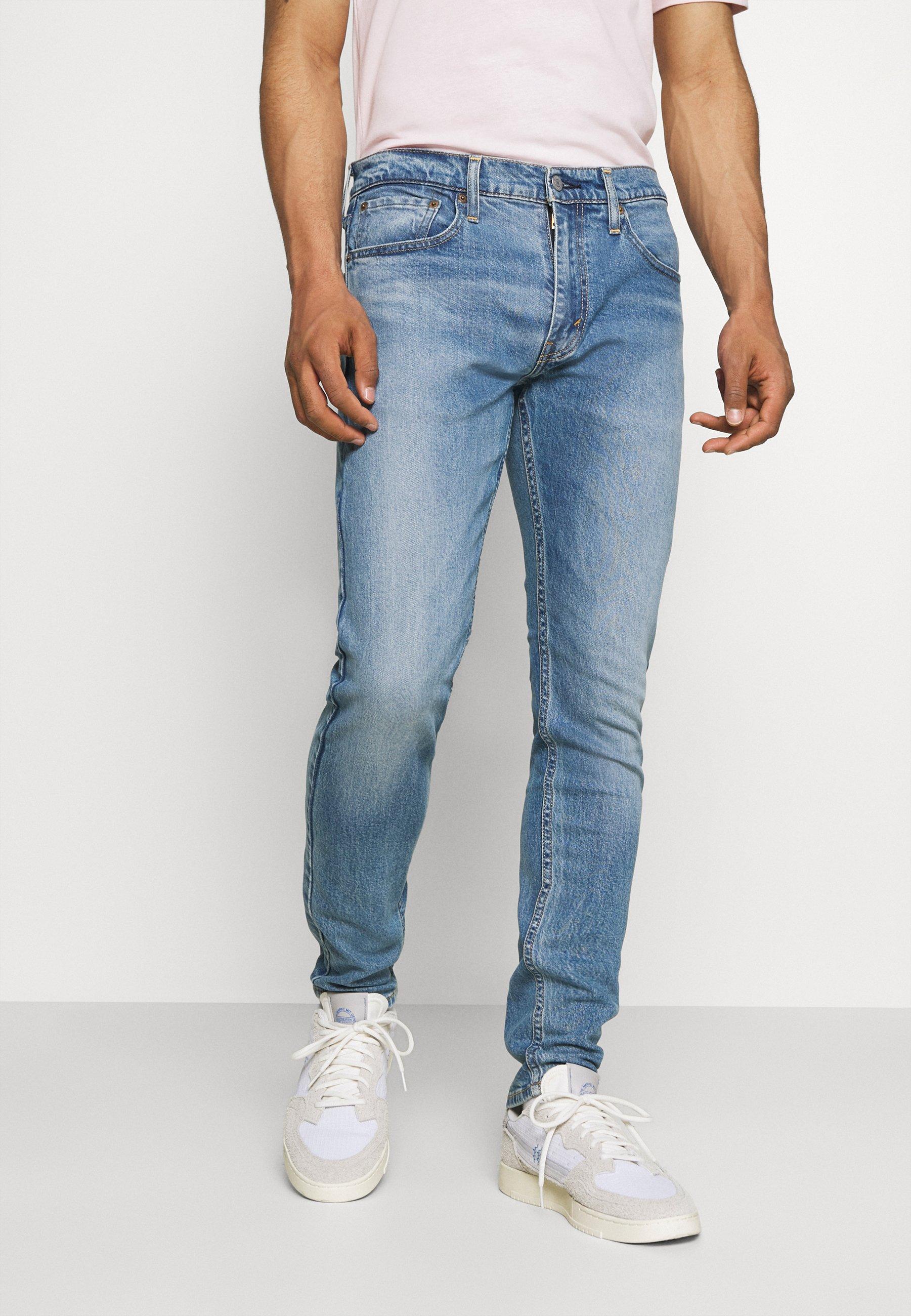 Men TAPER LO BALL - Slim fit jeans - dolf bombay