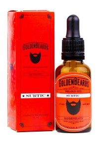 Golden Beards - BEARD OIL - Bartpflege - surtic - 1