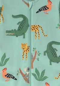 Lindex - KOALA & FRIENDS UNISEX - Pyjamas - light dusty turquoise - 2
