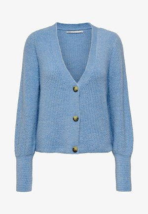 Cardigan - light blue