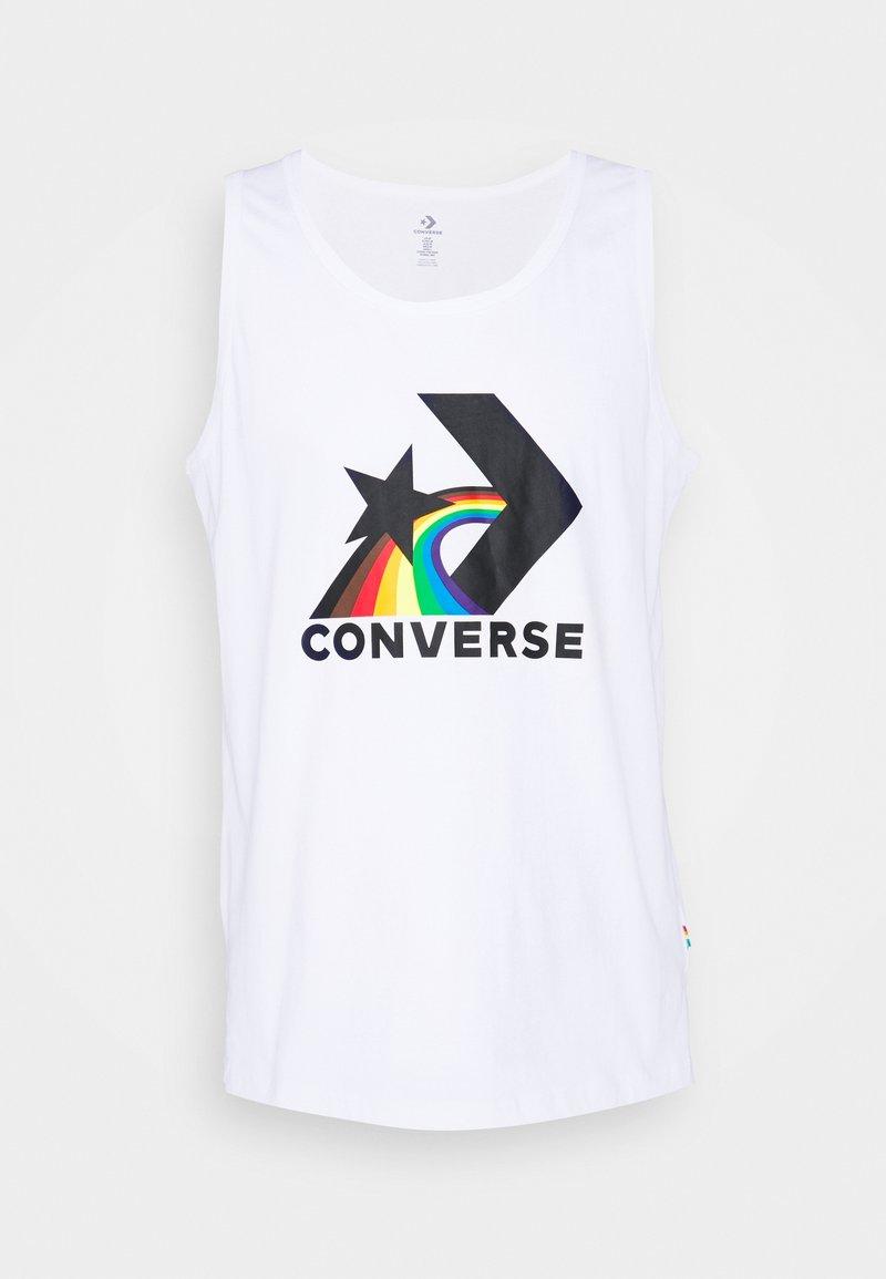Converse - PRIDE TANK UNISEX - Top - white