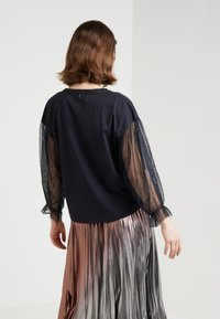 Patrizia Pepe - Long sleeved top - nero - 2