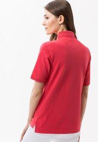 BRAX - STYLE CLEO - Polo shirt - papaya - 2