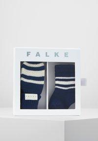 Falke - FALKE BABY GIFTSET - Wanten - marine - 2