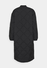 Tommy Jeans - QUILTED COAT - Winter coat - black - 1